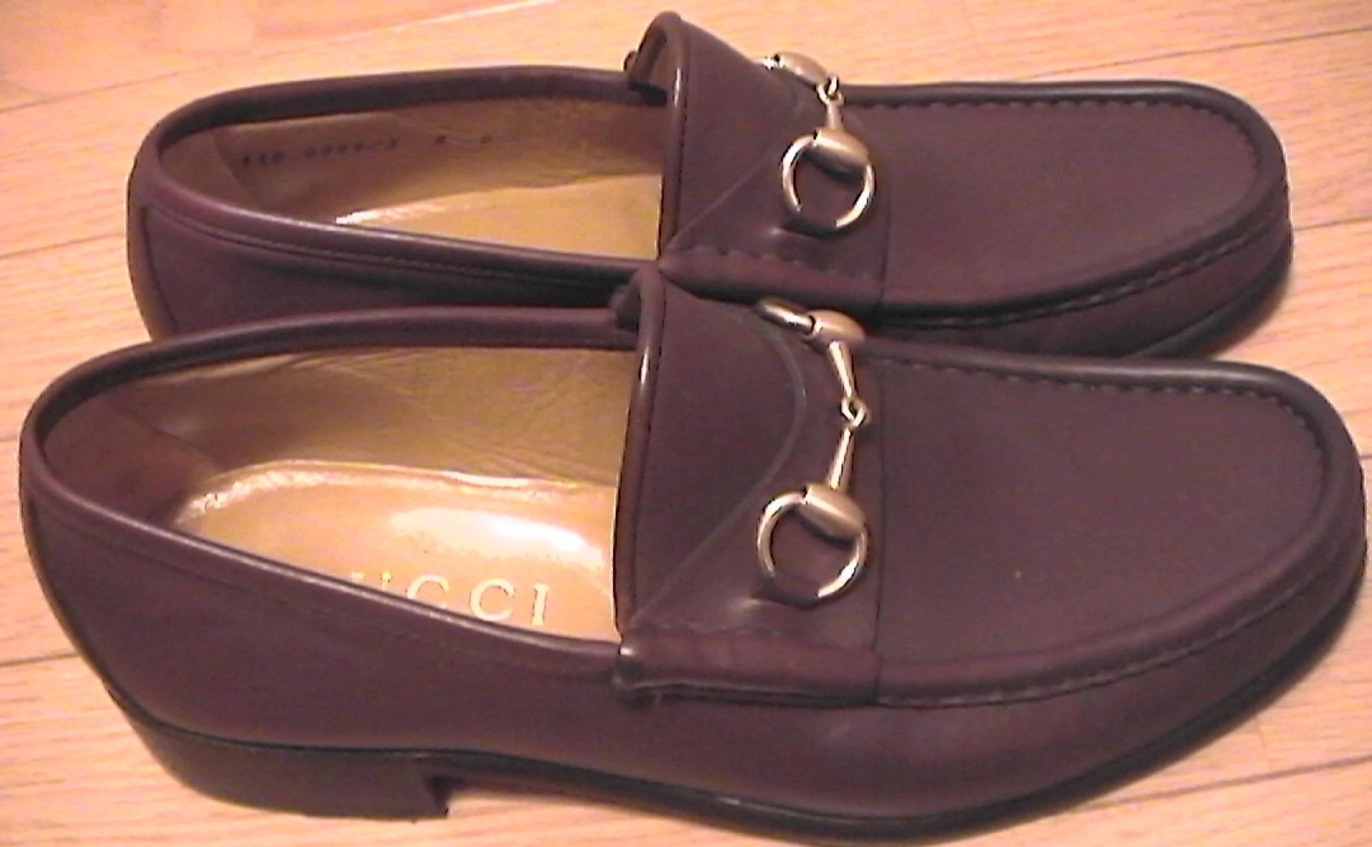 ムカデの靴